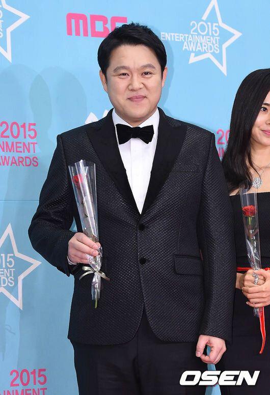 '다작왕' 김구라, MBC연예대상 주인공...22년만에 첫