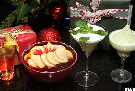 프랑스 요리 셰프가 알려주는 '조금 특별한 크리스마스