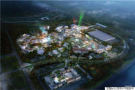 2020년 경기도 화성에 유니버셜스튜디오