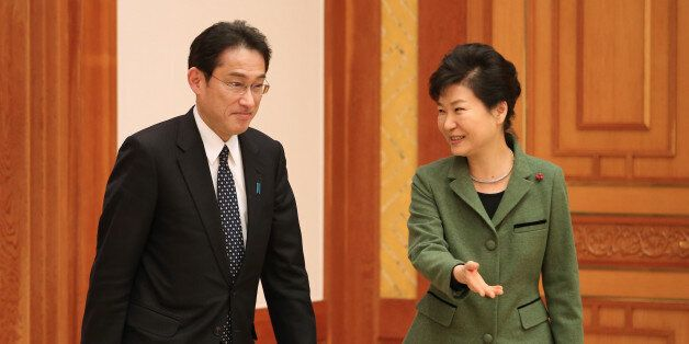 '위안부 합의'에 대한 박근혜 대통령의 대국민 메시지