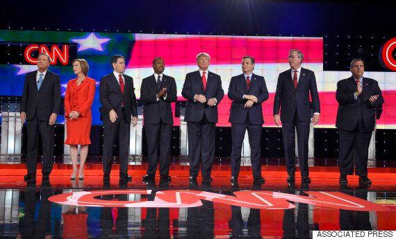 미국 공화당 대선후보들의