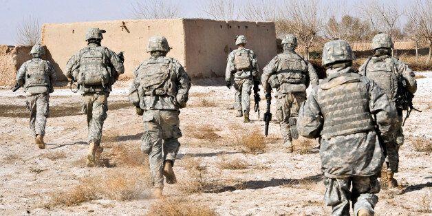 아프가니스탄 탈레반 자폭테러로 미군 6명