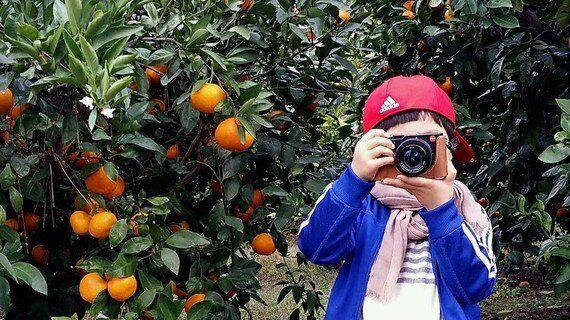 스마트폰으로 아이 사진 잘 찍는 법