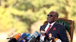 Robert Mugabe, ex-président du Zimbabwe, est