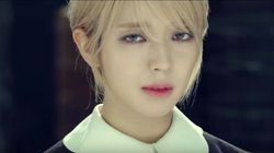 AOA 초아의 솔로 프로젝트 '불꽃' 티저