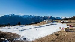 스위스의 역대 가장 따뜻한