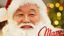 김무성은 산타가 되고