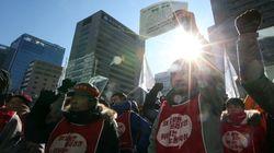 '알박기 시위' 금지법, 국회 법사위