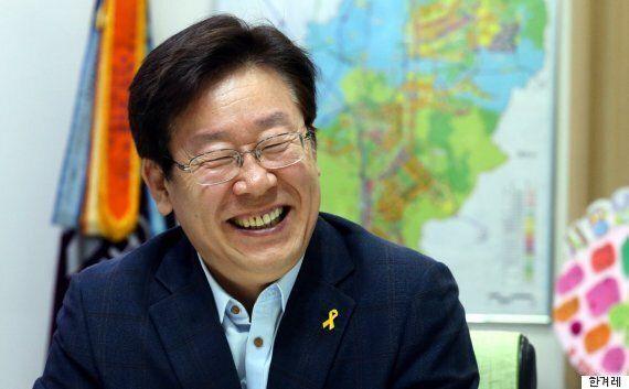 이재명 시장이 박근혜 대통령에게 보낸