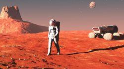NASA는 '마션'처럼 정말 사람을 화성에