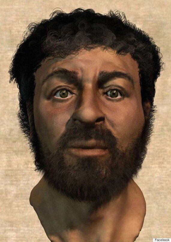 영국 법의학자가 예수의 얼굴을 과학적으로