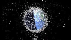 지난 50년간, 지구인이 우주에 버린