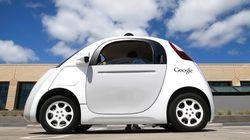 구글과 포드가 힘을 합쳐 무인차를