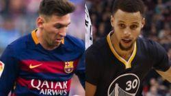 스포츠의 신들이 서로 닮았다는 걸 증명하는