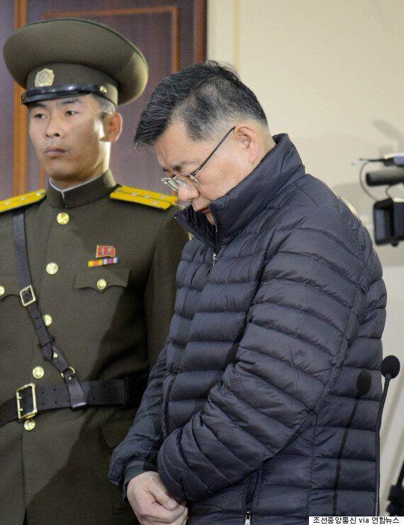 북한이 '종식 노역형'을 선고한 한국계 캐나다인