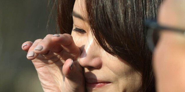 윤원희 씨, '신해철법' 눈물로