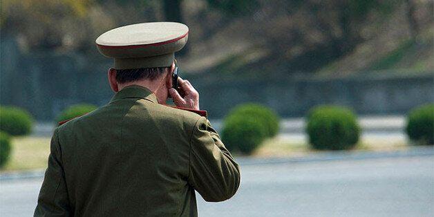 북한의 놀랄만한 이동전화