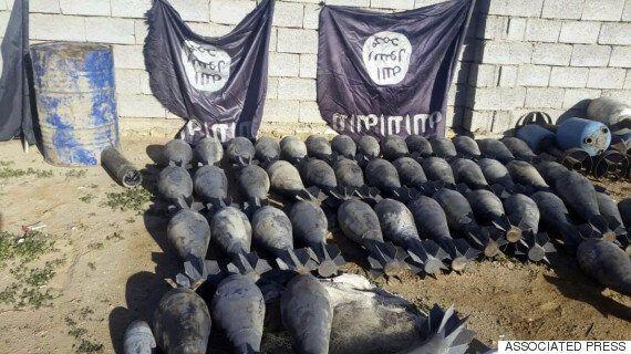 이라크군, IS가 장악한 '전략적 요충지' 라마디 탈환
