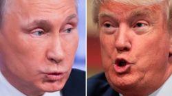 트럼프와 푸틴의