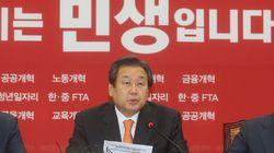 김무성이 말하는 정치인의 의무(와