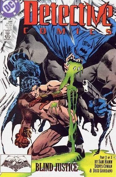 심리 분석, 명상, 권투, 닌자술, 그리고 암살 권법 | 배트맨의