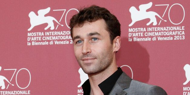 Actor James Deen poses for photographers at the photo call for the film The Canyons at the 70th edition...