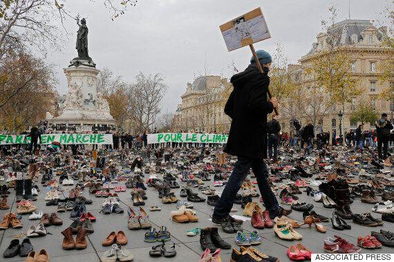 전 세계에서 파리로 모인 2만 2천여 켤레의