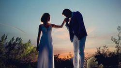 한없이 로맨틱한 웨딩사진