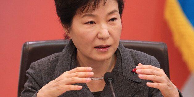 박 대통령이 야당을 압박하기 위해 꺼내 든