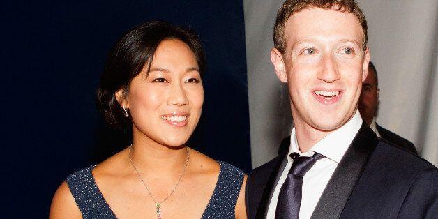 마크 저커버그(31) 페이스북 최고경영자(CEO)와 소아과 전문의 프리실라 챈(30)