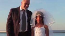 12살 신부와 흰머리 레바논 남자의