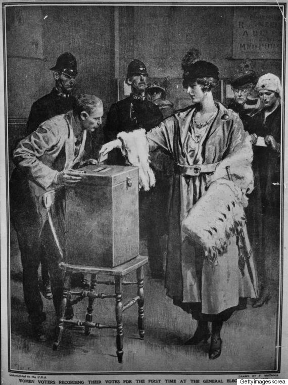 여성 참정권의 간략한 세계사 : 19세기 뉴질랜드부터 21세기