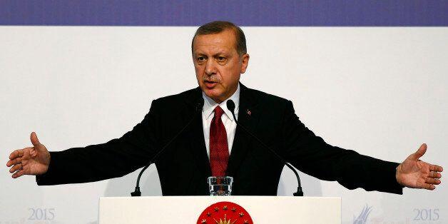 레제프 타이이프 에르도안 (Recep Tayyip Erdogan) 터키