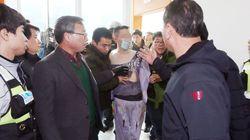 인천 요양병원 흉기 인질범