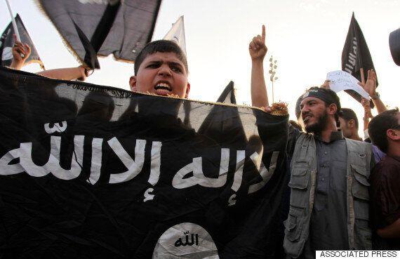 이슬람국가가 북아프리카 리비아에서 세력을 확장하고