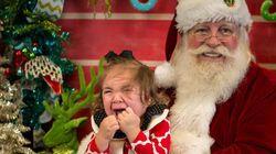 산타가 끔찍하게 싫은 아이들