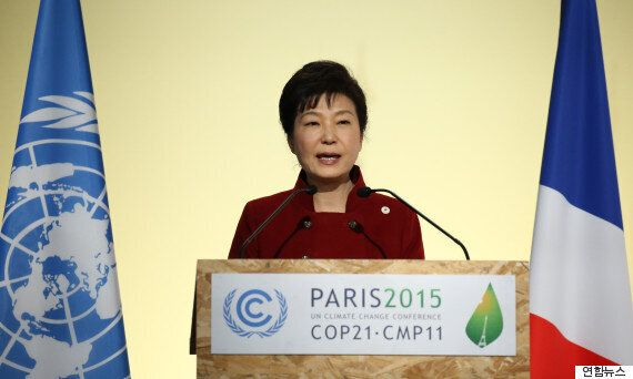 파리기후총회와 녹색성장 그리고