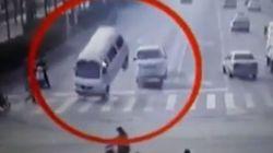 중국의 초자연 교통사고는 어떻게 일어난