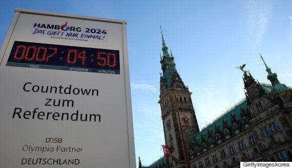 독일 함부르크, 주민투표로 올림픽 개최신청