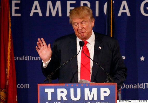 트럼프 지지율은 오히려 상승세다.
