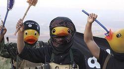 러버덕의 얼굴을 한 IS