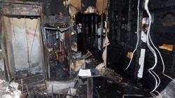 3명 숨진 인천 마사지업소 화재