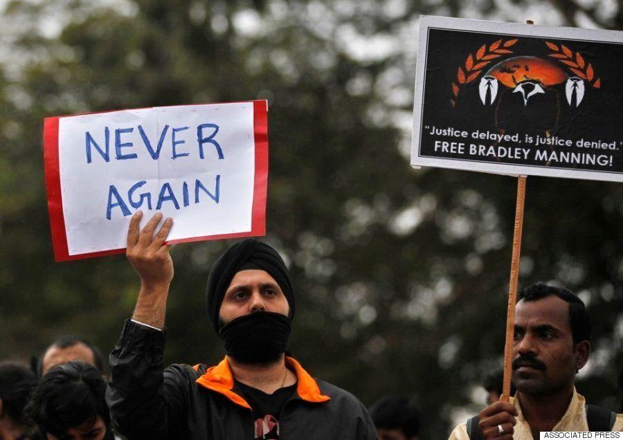 인도의 부부 강간이 비극적 수준에