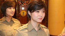 첫 중국 공연에 나선 북한