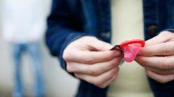 중국 최고 스모그에 콘돔이 동나는
