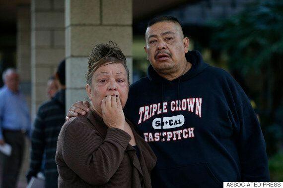 美 샌버나디노 총기난사범은 파티에 참석한