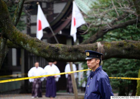 일본 경찰, 야스쿠니 폭발음 관련 '27세 한국인 남성'
