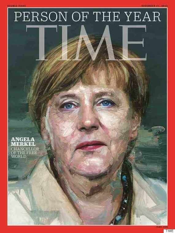 29년 만에 여성이 '타임(TIME)지 올해의 인물'이