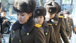 북한 모란봉악단, 베이징공연 직전 전원