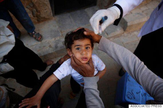 어린이의 눈으로 본 예멘 전쟁: